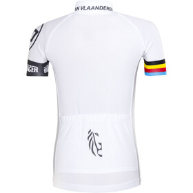 Bioracer Van Vlaanderen Pro Race Set d'autocollants Enfant, white